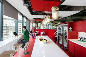 google offices milan. View In Gallery Smartly Designed Cafeteria At The Google Campus Google Offices Milan
