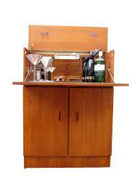 mid century modern bar cabinet. Teak Mid Century Danish Modern Vintage Drinks Bar Cocktail Cabinet EBay In