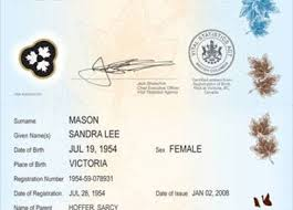 B.c. Group Wants Gender Removed From Birth Certificates In Canada ...