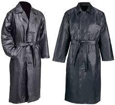 mens full length trench coat