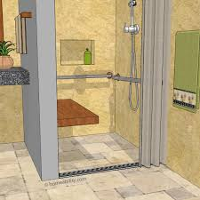 trench drain for accessible showers the basics
