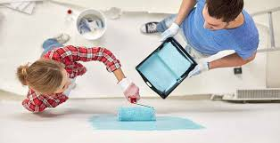 although house painting is by no means a complex task you should keep in mind the following tips and tricks that will guarantee quick and professional