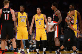 Lakers Depth Chart Lakers Depth Chart Breakdown Analyzing The 2015 16 Roster