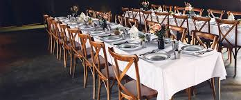 wooden wedding chair hire perth