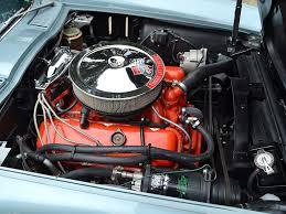 CHEVROLET L36 427: This Trophy Blue 1966 Chevrolet Corvette Coupe ...