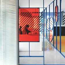 new office interior design. Studio Bipolar Builds A Bright, Quirky Office In New Delhi For Esquire New Office Interior Design