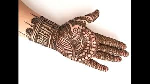 Indian Wedding Henna Designs How To Apply Indian Bridal Henna Mehndi Design Like A Professional Indian Wedding Dulhan Mehendi