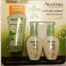 aveeno positively radiant best non edogenic moisturizer for acne e skin
