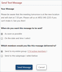 Group Texting Service Easily Send Group Text Messages