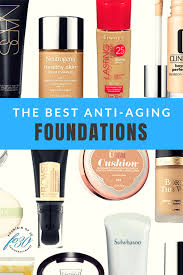best anti aging foundations
