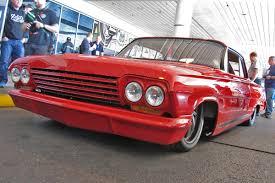 Hill's Hot Rods' 1962 Impala SS
