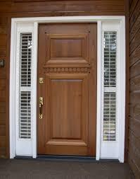 Innovation Single Front Door Designs Design Modern For Houses Inside Ideas