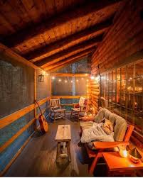 Pin by ida burton on home in 2020 | Patio, Log homes, Home