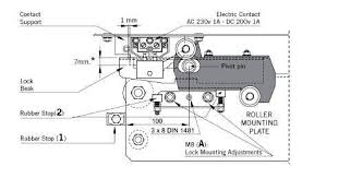elevator safety system electrical knowhow device for locking landing doors