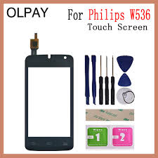 New Mobile TouchScreen For Philips W536 ...