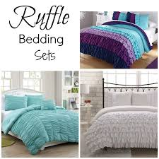 10 ways ruffle bedding sets can change your bedroom