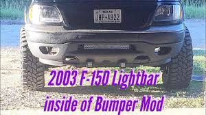 2001 Ford F150 Led Light Bar 02 F150 Light Bar Amazing Wiring Diagram Product