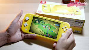 รีวิว Nintendo Switch Lite ดีไหม?  คือมันน่าซื้อและไม่น่าซื้อในเวลาเดียวกันอ่ะ - YouTube