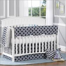 bedding cribs boho quilt embroidered bacati linen marine navy and white crib batman nursery gingham pink