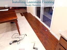 beautiful laminate wood flooring installation how to install floating laminate wood flooring part 2 the