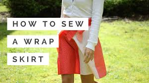 Wrap Skirt Pattern