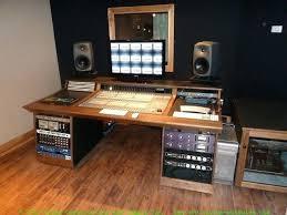 small studio desk best studio desks images on studio desk home studio desk workstation small