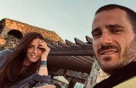 Leonardo Bonucci: l'orgoglioso messaggio della moglie Martina Maccari