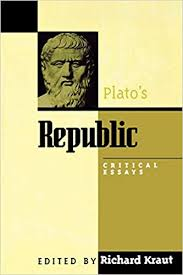 Amazon Com Platos Republic Critical Essays Critical Essays On