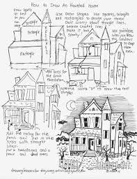 how to draw a fancy house add gingerbread to make it look cute how to draw a fancy house add gingerbread to make it look cute