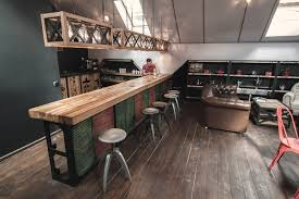 Collect this idea Attic Bar and Couch