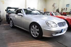 2001 Mercedes-Benz SLK 320 Cabriolet / Roadster for Sale #2692 - Dyler