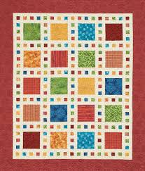 Slide Show By Atkinson Designs Slide Show Quilt Sewing Pattern From Atkinson Designs