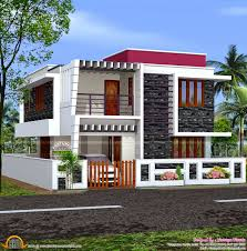 january kerala home design and floor plans flat roof style idolza