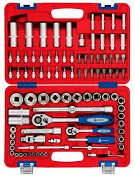 <b>Набор</b> автомобильных <b>инструментов МАСТАК</b> 01-094C (94 предм.)