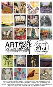 Fall East Aurora Art Walk 2018 East Aurora Chamber Of Commerce