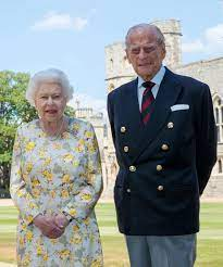 It is with deep sorrow that her majesty the queen announces the death of her beloved. Prince Philip Photo With Queen To Mark Duke Of Edinburgh S 99th Birthday Bbc News