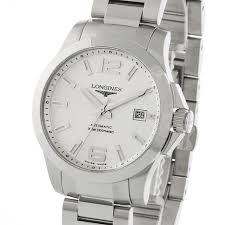 longines sport conquest gents watch luxury watches watches longines sport conquest gents watch