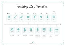 wedding day itinery crafty inspiration ideas wedding day planning timeline free