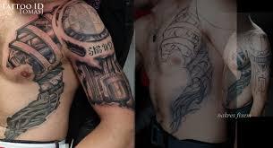 Tetování Biomechanika