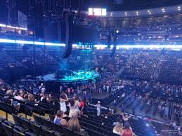 Pepsi Center Seating Chart View Pepsi Center Section 126 Concert Seating Rateyourseats Com