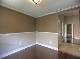 Living Room Paint Divider Ideas Two Toned Related Post From