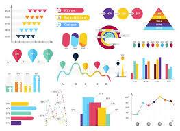 Pie Chart Icon Circle Diagram Vector Charts Graphs Logo