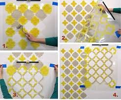 Wall Pattern Ideas Amusing Wall Pattern Ideas Bring Colour Into Your Home  50 Wall Patterns Design