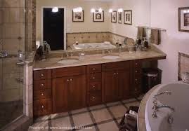 Plain Double Sink Bathroom Vanity Decorating Ideas Design And Perfect