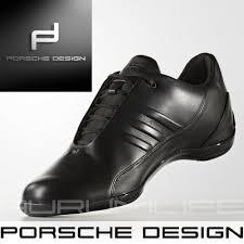 details about adidas porsche design shoes mens drive athletic iv black bounce leather bb5520