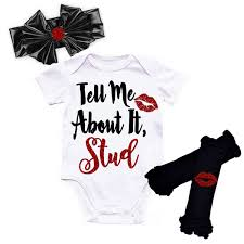 black and red glitter tell me about it stud grease baby girl black and red glitter tell me about it stud grease baby girl outfit