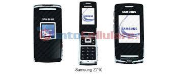Samsung Z710 - scheda tecnica ...