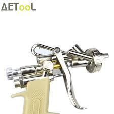 professional furniture paintingAETool 15MM Nozzle Professional Furniture Paint Guns Spray Gun