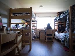 What's in a Dorm Room?