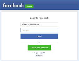 Facebook Login Sign In Facebook External Login Setup In Asp Net Core Microsoft Docs